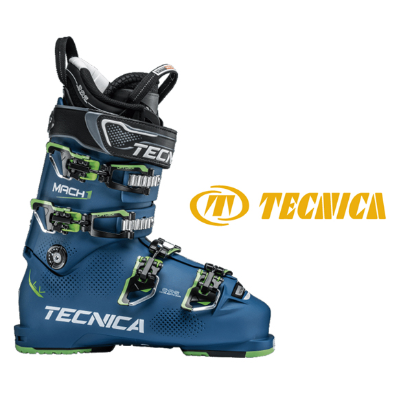テクニカ スキーブーツ TECNICA【2018-19モデル】MACH1 LV 120