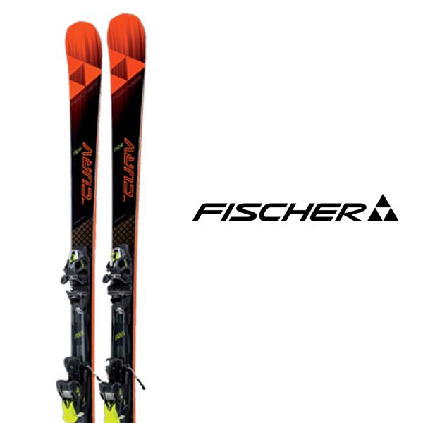 フィッシャー スキー板 FISCHER【2018-19モデル試乗板】RC 4 THE CURV GT + MBS 13 RC4(チューンナップ済み)