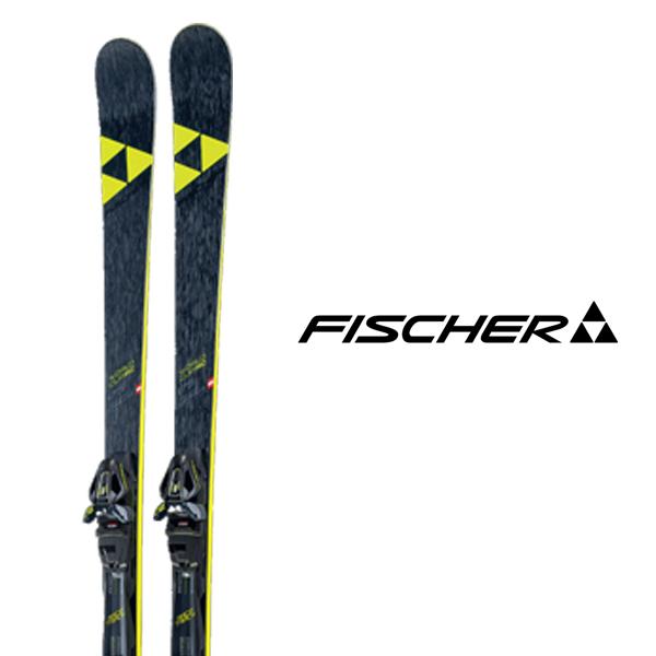 フィッシャー スキー板 FISCHER【2018-19モデル】RC4 W.C.RC + RC4 Z12 GW
