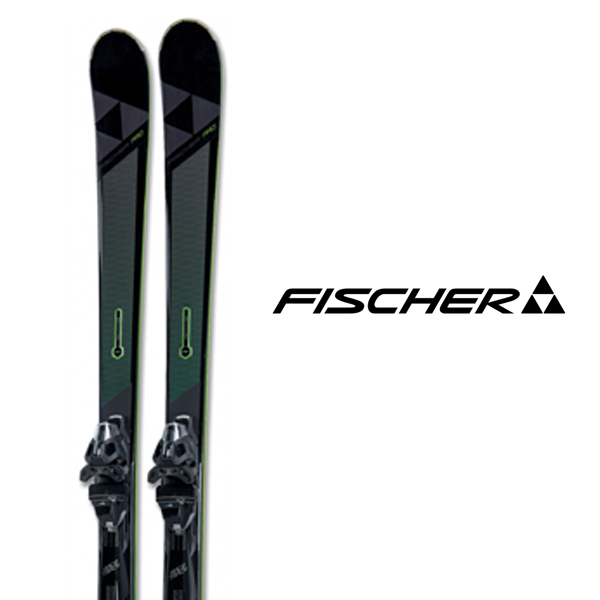 FISCHER【2018-19モデル】BRILLIANT + スキー板 12 MBS PRO フィッシャー