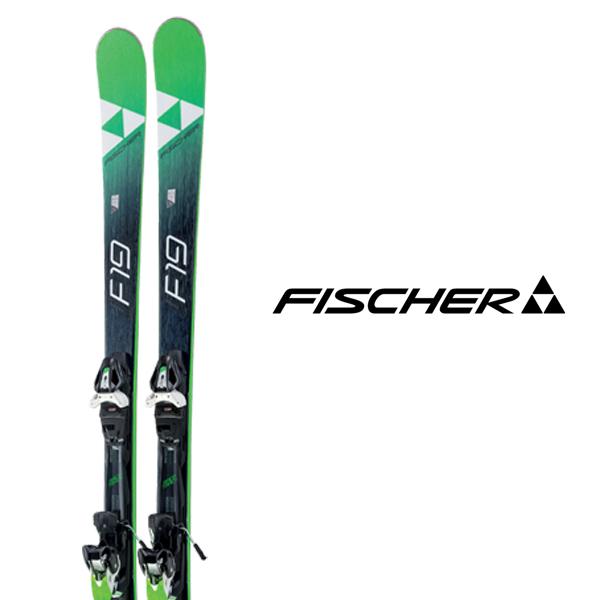 フィッシャー スキー板 FISCHER【2018-19モデル】PROGRESSOR F19 TI + RSX 12 GW