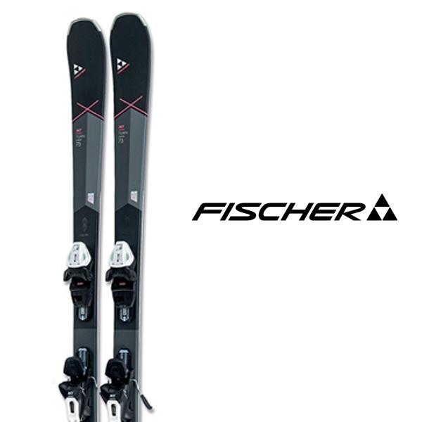 フィッシャー スキー板 FISCHER【2018-19モデル】MY TURN 73 FOR WOMAN + My RS 9 GW SLR
