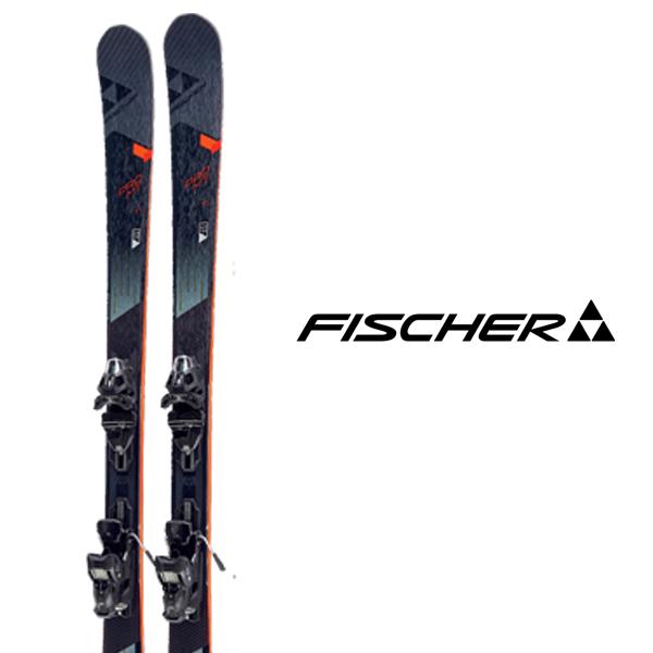 フィッシャー スキー板 FISCHER【2018-19モデル試乗板】PRO MT 86 TI + MBS 12(チューンナップ済み)