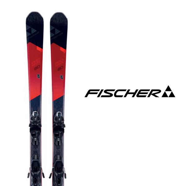フィッシャー スキー板 FISCHER【2017-18モデル】PRO MTN 80 + MBS 11