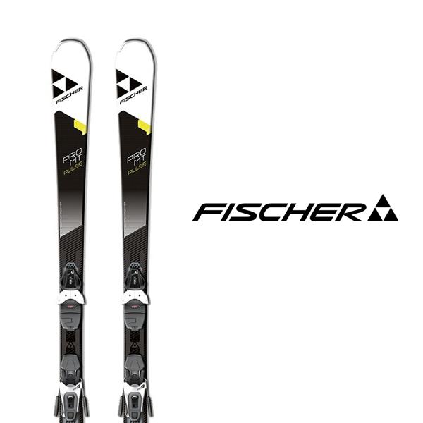 フィッシャー スキー板 FISCHER【2018-19モデル】PRO MT PULSE + RS9 GW