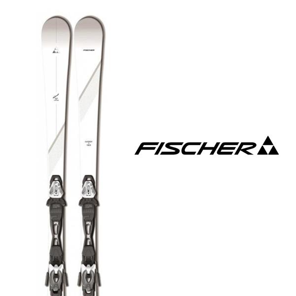 フィッシャー スキー板 FISCHER IVORY + W9