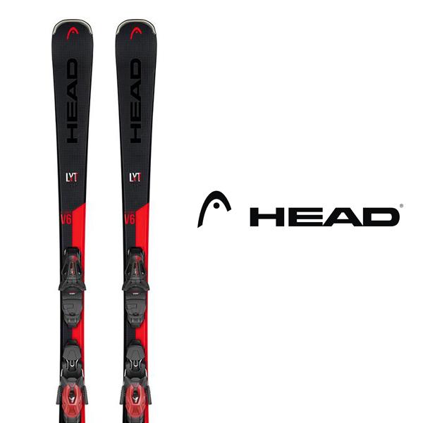 ヘッド スキー板 HEAD【2019-20モデル】V-SHAPE V6 + PR 11 GW