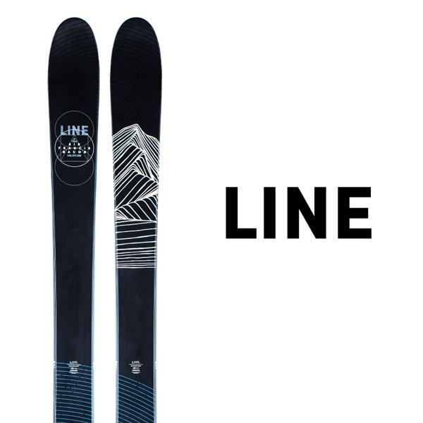 20-21 フリースタイル OUTLET SALE フリーライド LINE ライン スキー板 《2021》 SIR FRANCIS 送料無料 〉 割引 サー 〈 ベーコン 板のみ BACON フランシス