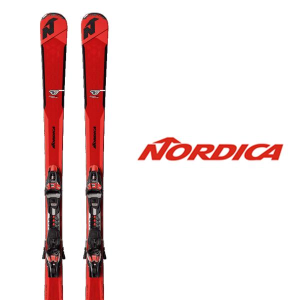 ノルディカ スキー板 NORDICA【2018-19モデル】GT SPEEDMACHINE 80 FDT + XCELL 14 FDT