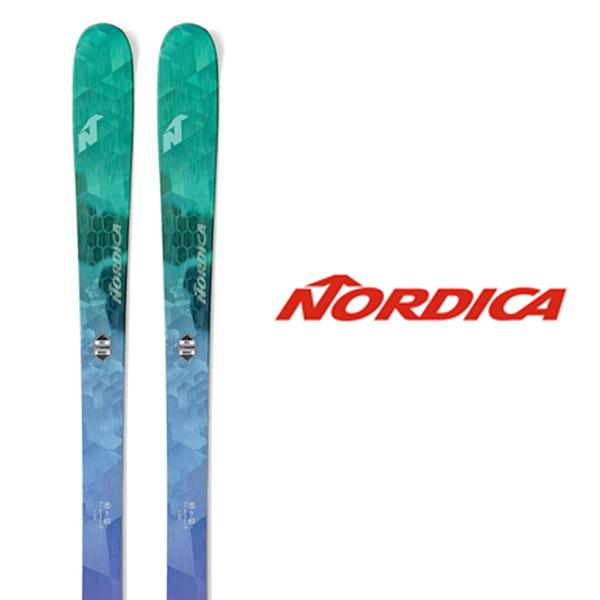 ノルディカ スキー板 NORDICA【2017-18モデル】ASTRAL 78 + Free11 FDT