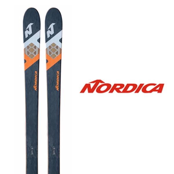 ノルディカ スキー板 NORDICA【2016-17モデル】NRGY 85(板のみ)