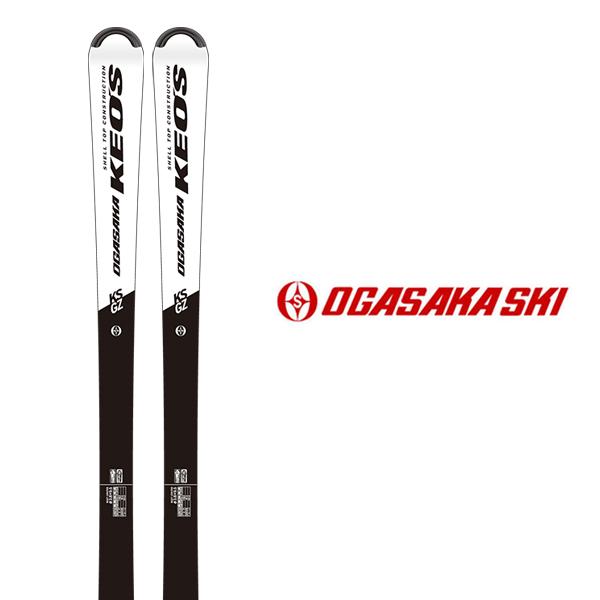 9 チロリアSLR スキー板 KS-GZ/WT OGASAKA【2019-20モデル】KEO'S GW オガサカ WT/WT付モデル +