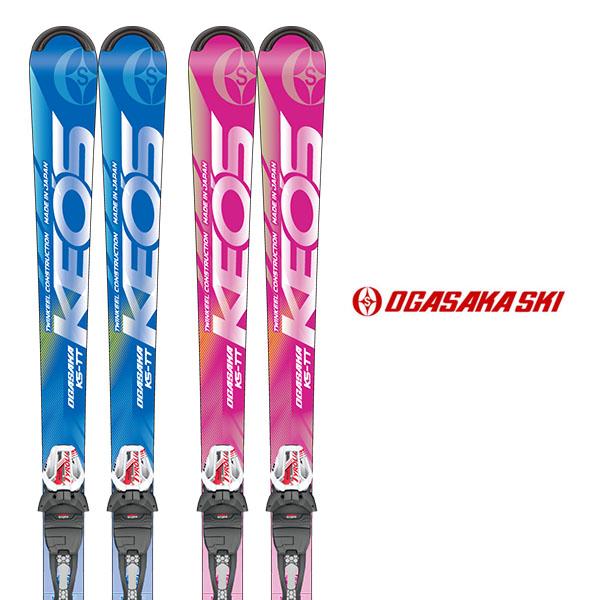 オガサカ スキー板 OGASAKA【2019-20モデル】KS-TT + チロリア SLR 10 GW