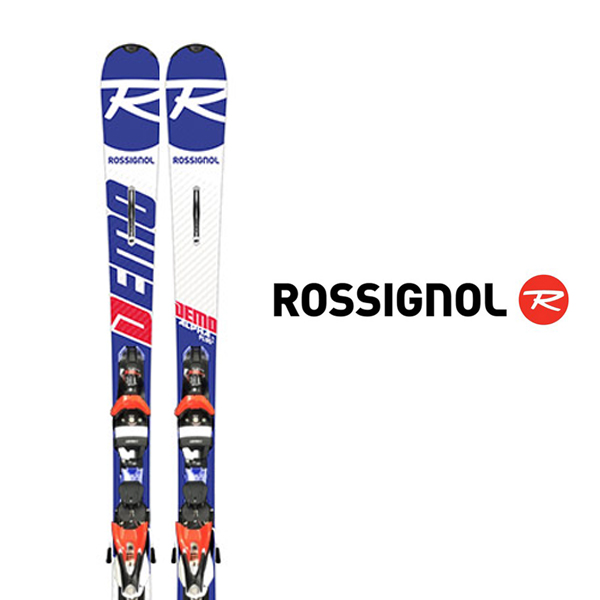 ロシニョール スキー板 ROSSIGNOL【2018-19モデル】DEMO ALPHA PLUS Ti KONECT + SPX 12 KONECT B80 Black Icon