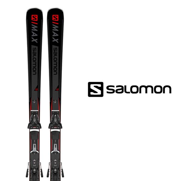 サロモン スキー板 SALOMON【2019-20モデル】S/MAX 12 + Z12 GW