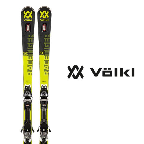 フォルクル スキー板 VOLKL【2019-20モデル】RACE TIGER SC DEMO + vMOTION 12 GW