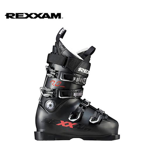 19-20 REXXAM レクザム XX-7.0(BX-Sインナー) スキーブーツ 2020 モーグル フリースタイル:X2KM-299-280