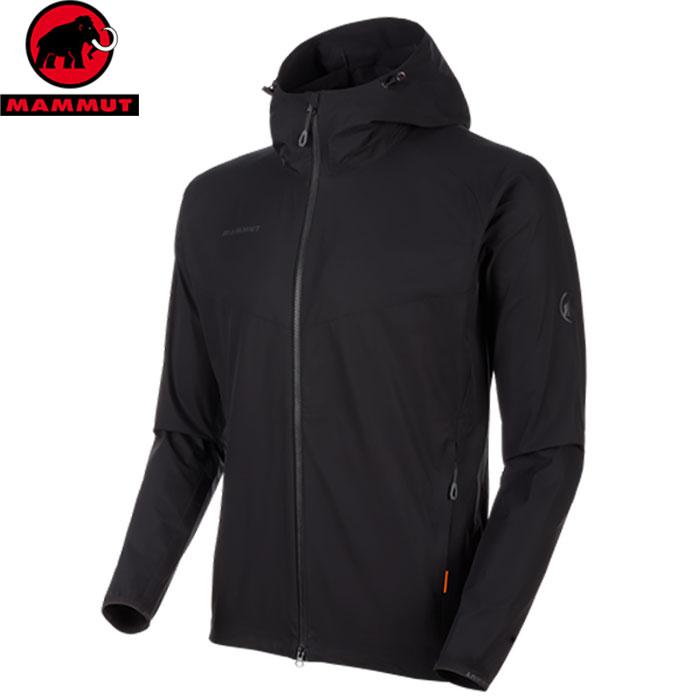 撥水性と通気性を併せ持ち 大規模セール 幅広く活用できるジャケット ポイント10倍 11月24日18:00~11月27日10:59まで MAMMUT マムート ソフトシェル GRANITE ジャケット 206_ODW バーゲンセール :1011-00321 Hooded SO Jacket 登山 メンズ