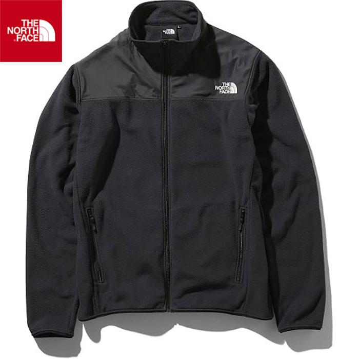 THE NORTH FACE ノースフェイス Mountain Versa Micro Jacket メンズ ジャケット フリース 保温 (K):NL71904