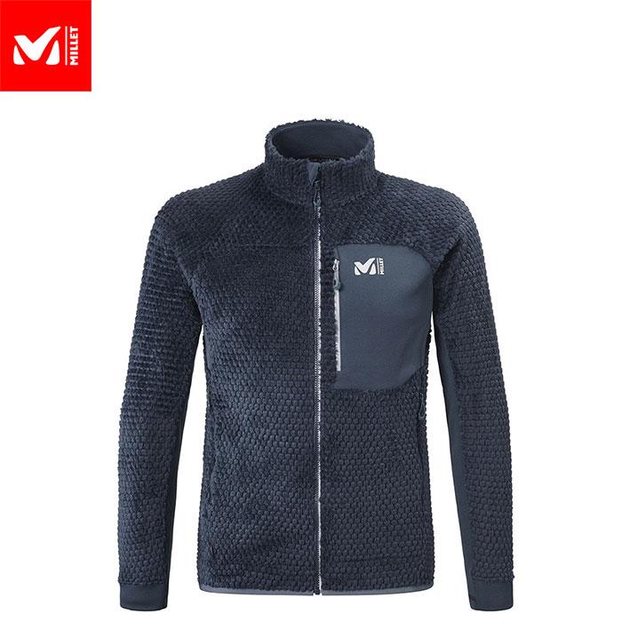 MILLET ミレー JORASSES BUBBLE LOFT JKT M フリース ジャケット メンズ (ORIONBLUE):MIV8015