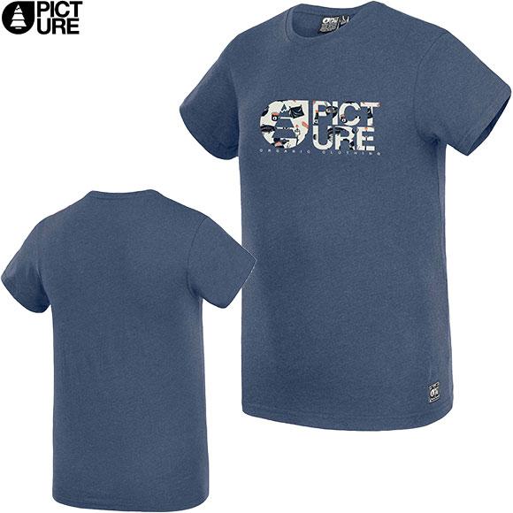 オーガニックコットンTシャツ お買得 PICTURE ピクチャー BASEMENT FOODING TEE 21SS Tシャツ 半袖 18 6 Men T :MTS789 18:00から6 買取 11 10:00まで