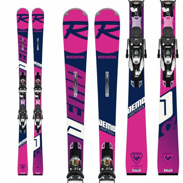 ROSSIGNOL ロシニョール 19-20 スキー 2020 DEMO ALPHA Ti + (SPX12 Konect 金具付き) デモアルファ Ti スキー板 :RAILA02