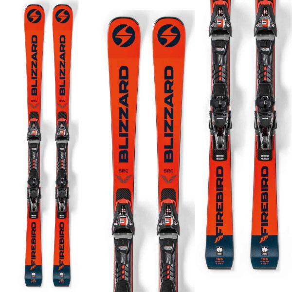BLIZZARD ブリザード 19-20 スキー 2020 FIREBIRD SRC ファイアーバード SRC (金具付き) スキー板 オールラウンド: