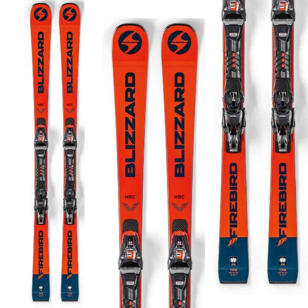 BLIZZARD ブリザード 19-20 スキー 2020 FIREBIRD HRC ファイアーバード HRC (金具付き) スキー板 オールラウンド: