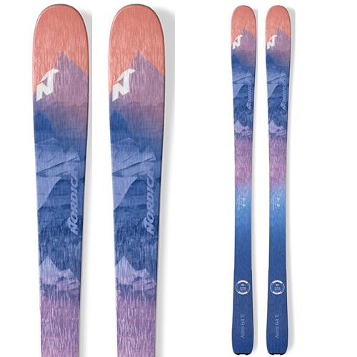 NORDICA ノルディカ 19-20 スキー 2020 ASTRAL 84 アストラル 84(板のみ) スキー板 オールマウンテン: