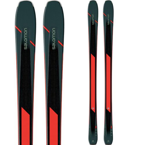 SALOMON サロモン 19-20 スキー 2020 XDR 88 TI (板のみ) スキー板 オールマウンテン (onecolor):