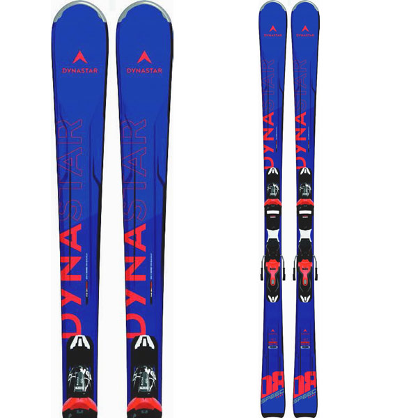 DYNASTAR ディナスター 19-20 スキー 2020 SPEED ZONE 8 CA (XPRESS2) スピードゾーン (金具付き) スキー板 オールラウンド デモ: