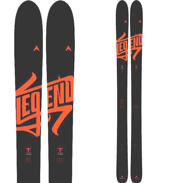 DYNASTAR ディナスター 19-20 スキー 2020 LEGEND PRO RIDEER F-TEAM (板のみ) スキー板 パウダー ロッカー: