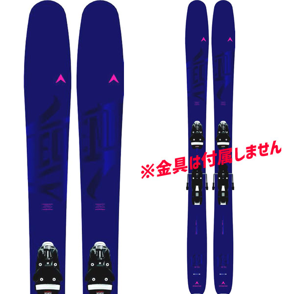DYNASTAR ディナスター 19-20 スキー 2020 LEGEND W96 レジェンド W96 (板のみ) スキー板 パウダー レディース: