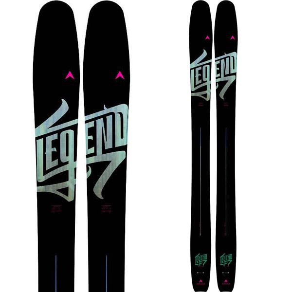DYNASTAR ディナスター 19-20 スキー 2020 LEGEND W106 レジェンド W106 (板のみ) スキー板 パウダー ロッカー: