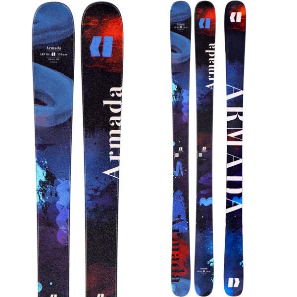 ARMADA アルマダ 19-20 スキー 2020 ARV 84 エーアールブイ (板のみ) スキー板 オールマウンテン: