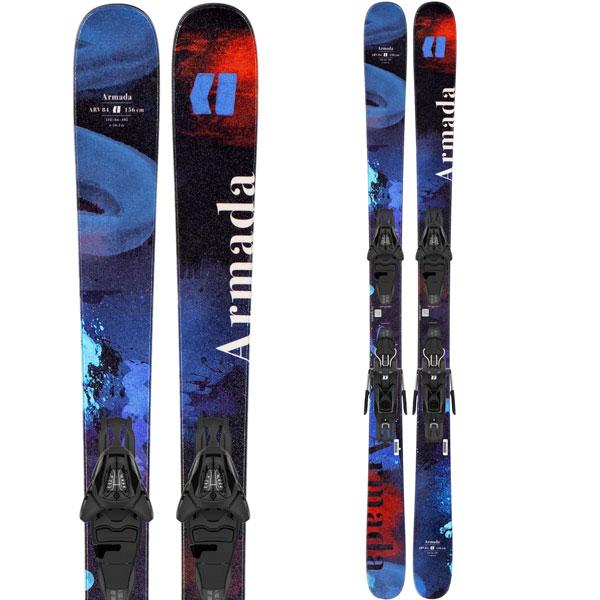ARMADA アルマダ 19-20 スキー 2020 ARV 84 エーアールブイ (金具付き) スキー板 オールマウンテン: