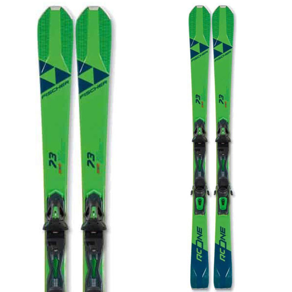 FISCHER フィッシャー 19-20 スキー 2020 RC ONE 73 ALLRIDE (金具付き) スキー板 デモ オールラウンド: