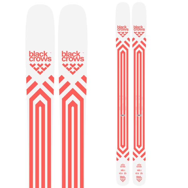 BLACKCROWS ブラッククロウズ 19-20 スキー 2020 ATRIS BIRDIE アトリスバーディエ (板のみ) スキー板 パウダー ロッカー: