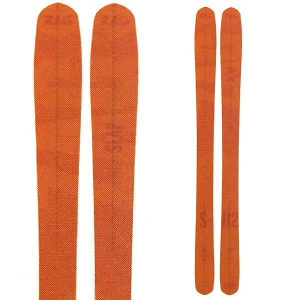 ZAG ザグ 19-20 スキー 2020 SLAP 112 (板のみ) スキー板 パウダー ロッカー: