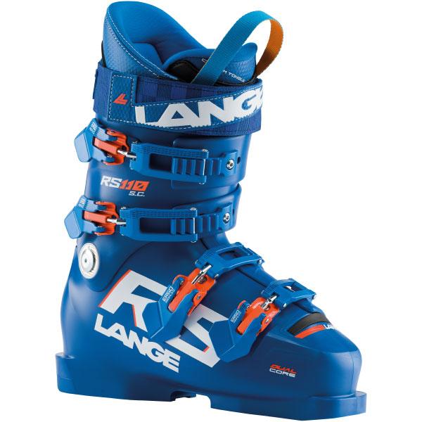 LANGE ラング 19-20 スキーブーツ 2020 RS110 SC ショートカフ 基礎 中級:LBI1310-285