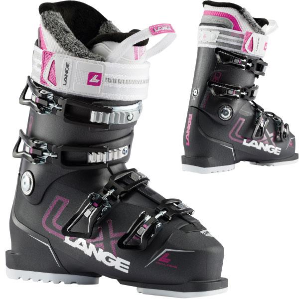 LANGE ラング 19-20 スキーブーツ 2020 LX 80 W オールラウンド コンフォート レディース:LBI6220-255
