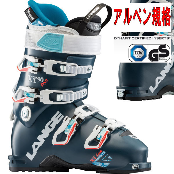 LANGE ラング 19-20 スキーブーツ 2020 XT FREE 90 W フリーライド ウォーク バックカントリー レディース:LBH7320-I-265