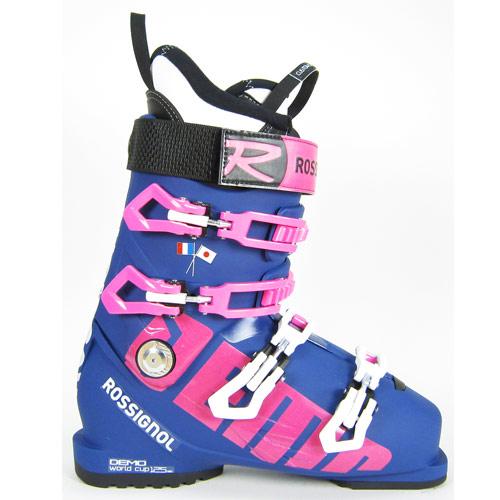 ROSSIGNOL ロシニョール 19-20 スキーブーツ 2020 DEMO 125 SC BLUE デモ 基礎: