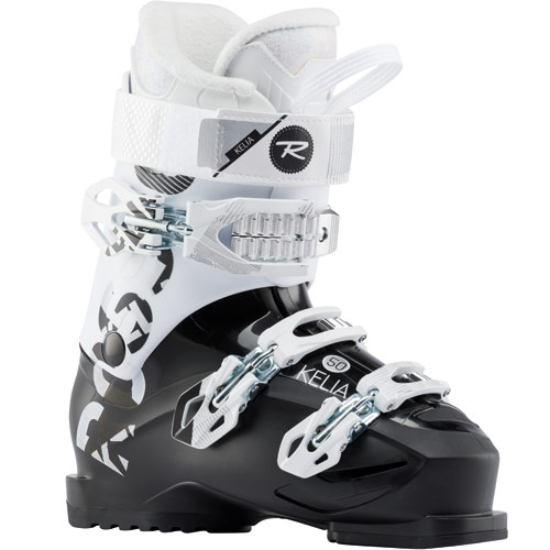 ROSSIGNOL ロシニョール 19-20 スキーブーツ 2020 KELIA 50 ケリア Black レディース エントリー 初中級 (Black):