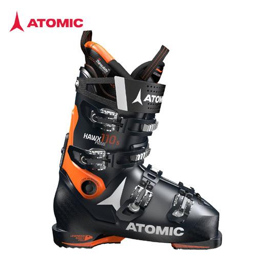 ATOMIC アトミック 19-20 スキーブーツ 2020 HAWX PRIME 110 S MIDNIGHT/ORANGE ホークスプライム オールマウンテン 軽量:AE5019660