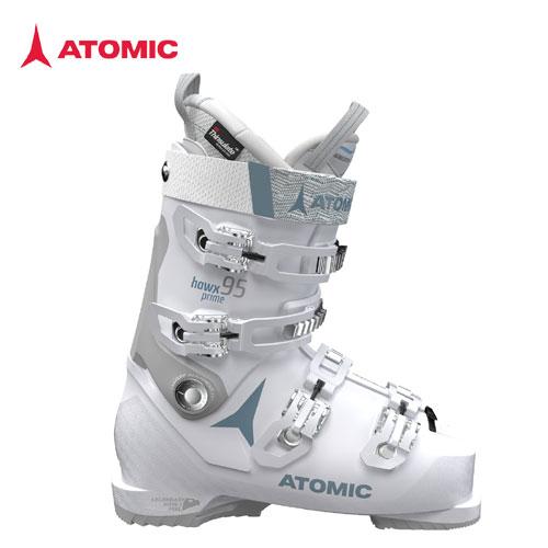 ATOMIC アトミック 19-20 スキーブーツ 2020 HAWX PRIME 95W VAPOR/LIGHTGREY ホークスプライム オールマウンテン 軽量 レディース:AE5019700