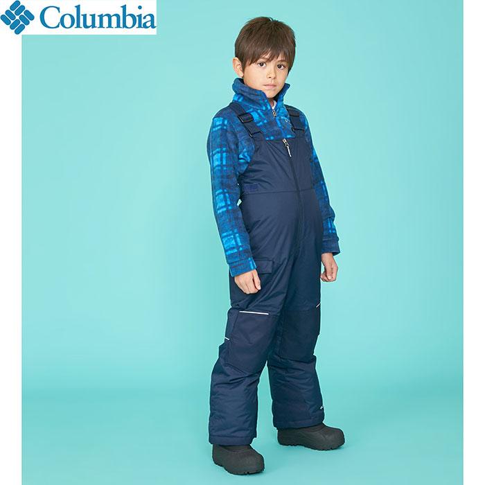 Columbia コロンビア アドベンチャーライド ビブ アウターパンツ ジュニア (464):SY8401