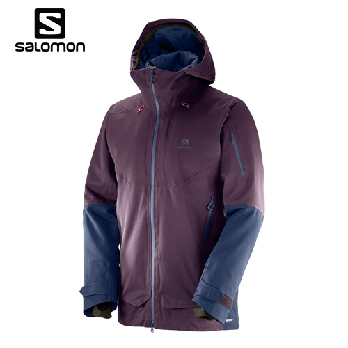 SALOMON サロモン QST GUARD JKT M 旧モデル JKTのみ Maverick メンズ スキーウェア 中綿 L39703400