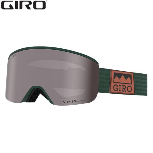 素早いレンズ交換が特徴 GIRO ジロ 上品 20-21 AXIS Well Green 激安 2021 スノーボード SKIAC スキー スペアレンズ Alps