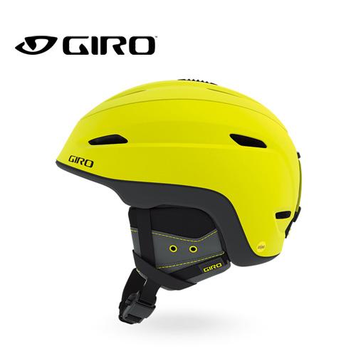 ヘルメット スキー スノーボード GIRO ジロ 年中無休 19-20 ZONE MIPS ゾーンミップス Matte 6 Black SKIAC Citron 18 7105550 18:00から6 25 品質検査済 10:00まで